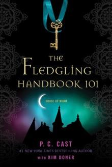 The Fledgling Handbook - Kristin Cast, Phyllis Christine Cast