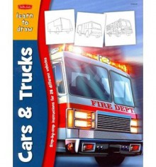 Learn to Draw Cars & Trucks - Jeff Shelly