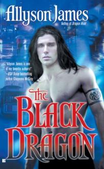 The Black Dragon - Allyson James
