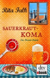 Sauerkrautkoma (Franz Eberhofer #5) - Rita Falk