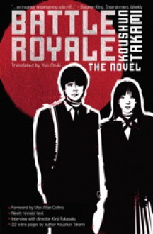 Battle Royale: Remastered - Koushun Takami