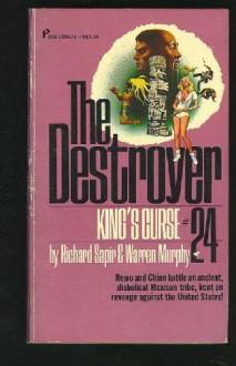 King's Curse (The Destroyer, #24) - Warren Murphy