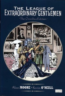League of Extraordinary Gentlemen Omnibus - Alan Moore