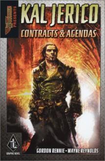 Kal Jerico II: Contracts & Agendas (Necromunda) - Gordon Rennie, Wayne Reynolds