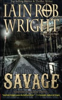 Savage - Iain Rob Wright