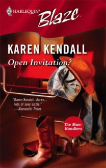 Open Invitation? (Blaze) - Karen Kendall