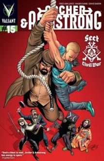 Archer & Armstrong (2012- ) #15 (Archer & Armstrong - Fred Van Lente, ChrisCross, Khari Evans