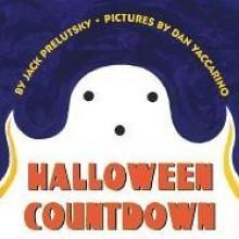 Halloween Countdown - Jack Prelutsky,Dan Yaccarino