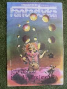 Miesięcznik Fantastyka 38 (11/1985) - Redakcja miesięcznika Fantastyka