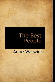 The Best People - Anne Warwick