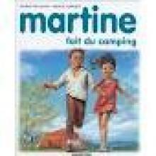 Martine fait du camping - Marcel Marlier, Gilbert Delahaye