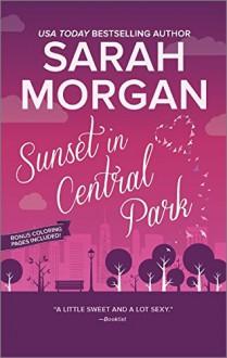 Sunset in Central Park (Hqn) - Sarah Morgan