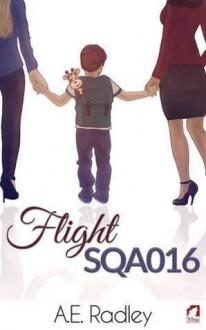 Flight SQA016 - A. E. Radley