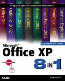 Microsoft Office XP 8-In-1 - Joseph W. Habraken