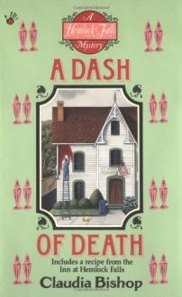 A Dash of Death - Claudia Bishop