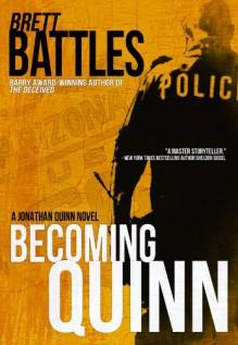 Becoming Quinn - Brett Battles