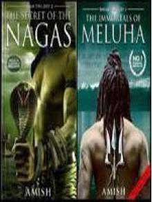 The Secret of the Nagas & the Immortals of Meluha (Set of 2 Books) (Paperback) - Amish Tripathi