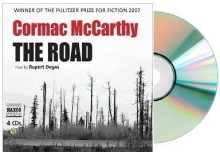 THE ROAD Audiobook by Cormack McCarthy (The Road Audio CD) [Abridged, Audiobook 4CDs] - Cormack McCarthy, Rupert Degas