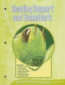 RDG Sprt Homewrk Book Gr6 New SC - Harcourt School Publishers