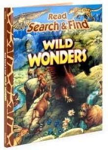 Wild Wonders (Read, Search & Find Series) - Staff of Kidsbooks