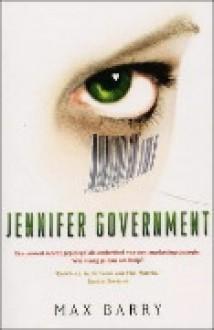 Jennifer Government - Willeke Lempens, Max Barry