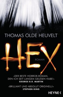 Hex: Roman - Julian Haefs,Thomas Olde Heuvelt