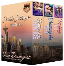 Seattle Sockeyes Hockey Boxed Set: Games 1-3 (Game On in Seattle Book 0) - Jami Davenport