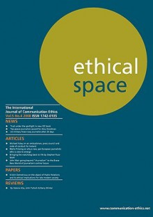 Ethical Space Vol.5 No.4 - Richard Keeble