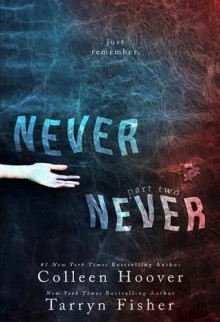 Never Never: Part Two - Colleen Hoover