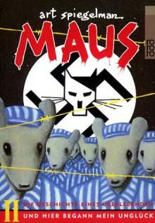 Maus Vol Ii (In German) - Art Spiegelman
