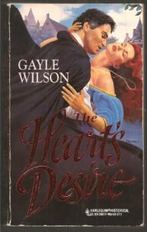 The Heart's Desire - Gayle Wilson