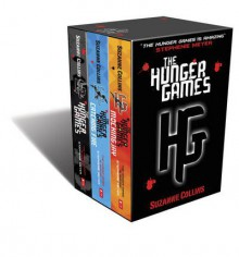 Hunger Games Trilogy Boxed Set New ed - Suzanne Collins