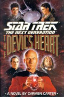The Devil's Heart (Star Trek: The Next Generation) - Carmen Carter