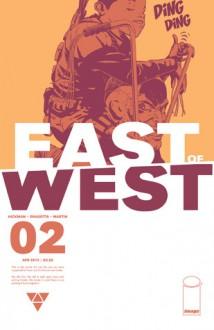 East of West #2 - Jonathan Hickman, Nick Dragotta
