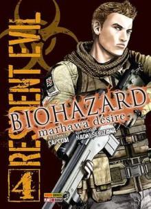 Resident Evil - Biohazard: Marhawa Desire #4 - Capcom, Naoki Serizawa