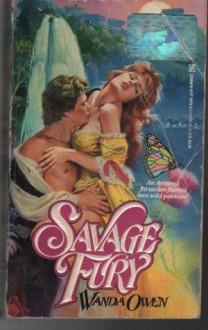 Savage Fury - Wanda Owen