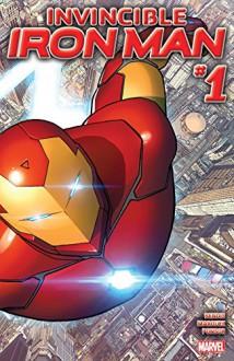 Invincible Iron Man (2015-) #1 - Brian Bendis,David Marquez,Justin Ponsor