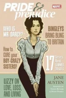 Pride and Prejudice - Hugo Petrus, Nancy Butler, Jane Austen