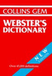 Collins Gem Webster - Eugene Ehrlich