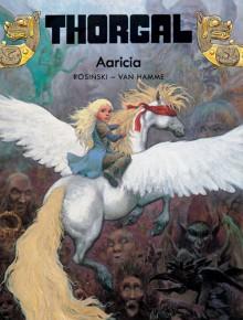 Aaricia (Thorgal, #14) - Grzegorz Rosiński, Jean Van Hamme