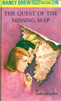 The Quest of the Missing Map (Nancy Drew, #19) - Carolyn Keene