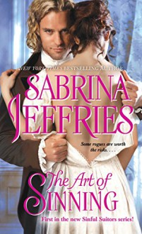 The Art of Sinning (The Sinful Suitors Book 1) - Sabrina Jeffries