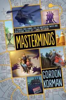 Masterminds - Gordon Korman