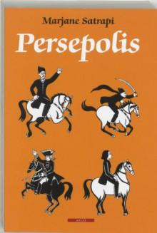 Persepolis - Toon Dohmen, Marjane Satrapi