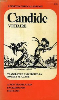 Candide (Critical Edition) - Voltaire