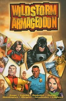 Wildstorm: Armageddon - Christos Gage