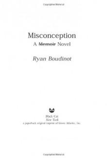 Sperm and Egg - Ryan Boudinot