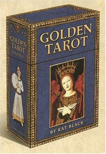 Golden Tarot Deck - Kat Black