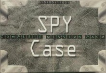 Spy Case [With Spy Handbook and Spy Codes BooksWith Id Cards, and Magnifying SheetWith Periscope, Monocular - Clint Twist, Roy Preston