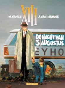 De Nacht van 3 Augustus - Jean Van Hamme, William Vance